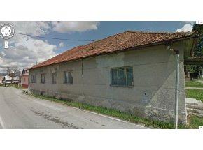 *LEON real* Rodinný dom, Predaj, Veľký Čepčín, okres Turčianske Teplice, Hlavná ulica, UP 680 m2, pozemok 547 m2