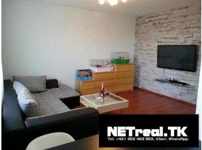 1-izb.byt za 480 EUR s E.  Novostavba. Doležalova ul.